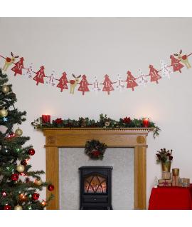 Guirlande Noël - Merry Christmas