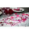 Guirlande de cristaux rose de 1 m