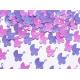 Sweet confetti 15g poucette bébé rose-mauve