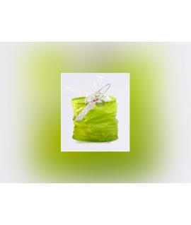 10 x Lanterne pour sol avec dessin de colombes et coeurs (15 x 9 x 26 cm)