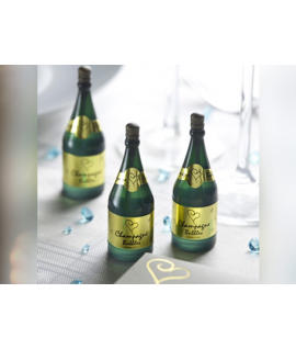 """Bulles à savon """"bouteille de champagne"""""""