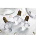 Bulles à savon diamant couleur or