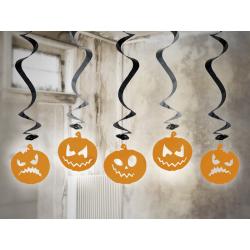 "Guirlande ""Citrouille Halloween"" 0,60 m"