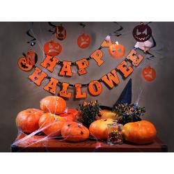 """Guirlande """"Happy Halloween"""""""