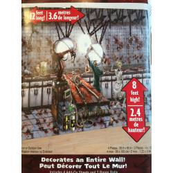 Kit décoration géant pour mur