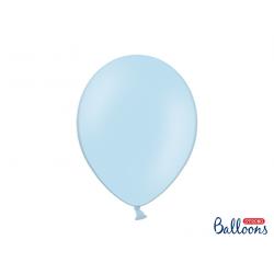 10x Ballon à gonfler bleu