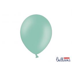 10x Ballon à gonfler menthe