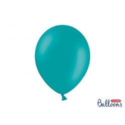 10x Ballon à gonfler blanc en forme de coeur
