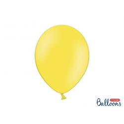10x Ballon à gonfler citron