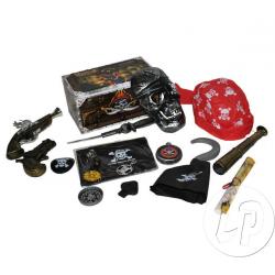 Set Pirate 16 accessoires