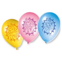 8x ballon de baudruche Princess Dreaming