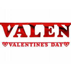 Guirlandes Valentine's day