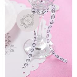 """Confettis pour décoration de table """"JUST MARRIED"""""""