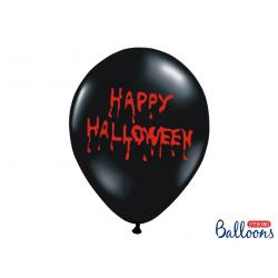 10x Ballon à gonfler orange chauve souris Halloween
