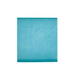 Tenture de salle turquoise 80cm x 12mètres