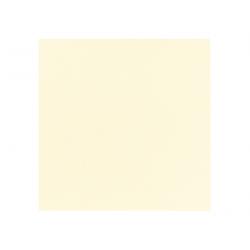 12 x Serviette effet lin couleur crème (40x40 cm)