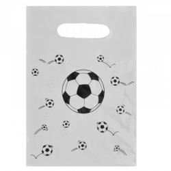 6 x sac anniversaire ballon de foot