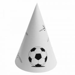 6 x chapeau de fête Ballon de foot