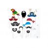 Kit pirate chasse au trésor 12 pièces photobooth